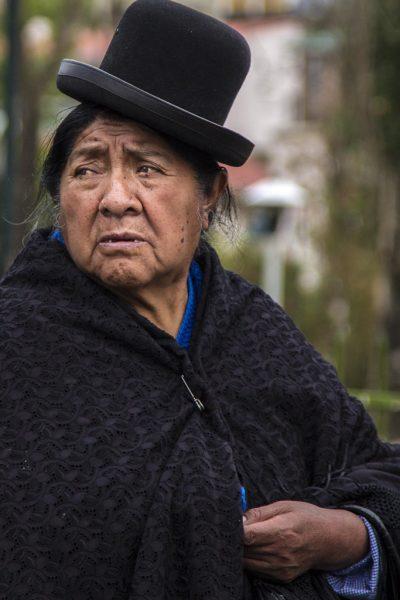 אישה, בוליביה, צ'וליטה, כובע