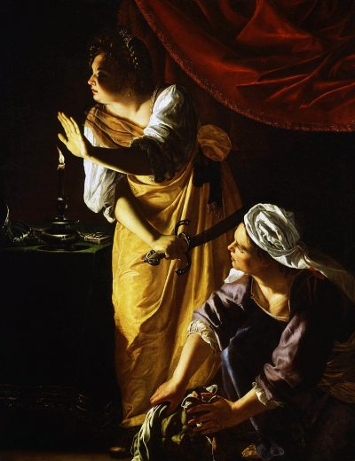 יהודית והמשרתת שלה, ארטמיסיה ג'נטילסקי