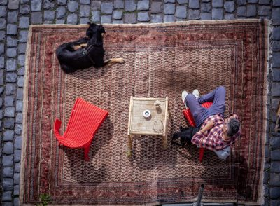 בית קפה, ריחוק חברתי, גרמניה