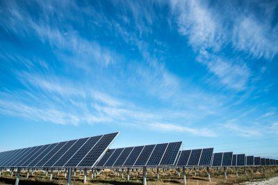 אנרגיה סולארית, פאנלים סולאריים