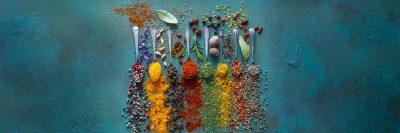 תבלינים, עשבים, תרופות, הודו