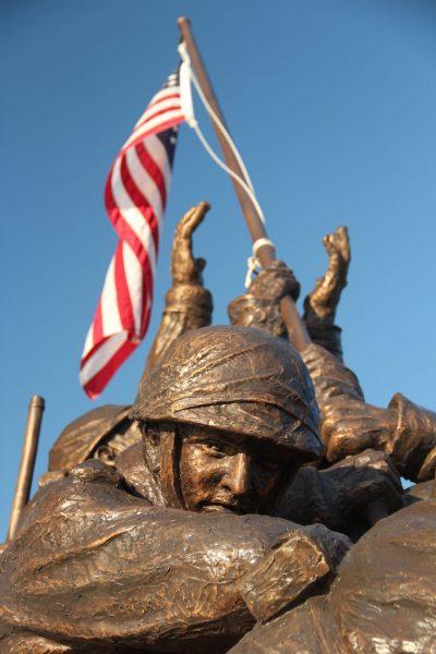 אנדרטה, חייל, מלחמה