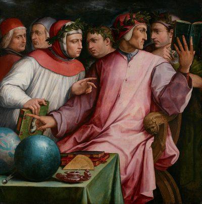 ששה משוררים טוסקנים, ג'ורג'ו וזארי