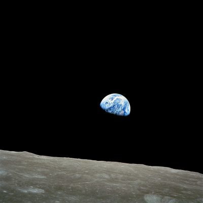 זריחת הארץ, אפולו 8, ביל אנדרס