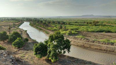 נהר אווש, אפאר, אתיופיה