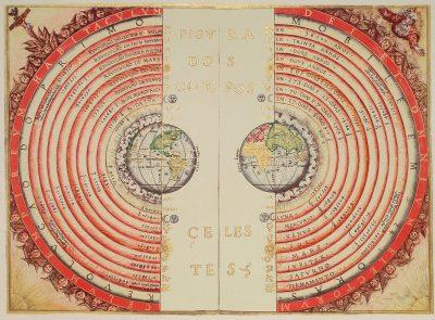 המודל הגיאוצנטרי, תבנית הגופים השמימיים, ברתולומאו וליו