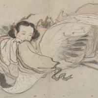 דאו, בת אלמוות, עגור, ז'אנג לו