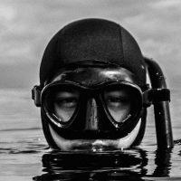 צוללן, ים, צלילה