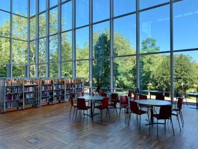 ספרייה ציבורית, שבדיה, מלמו