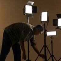 תאורה מלאכותית, תאורה, פנסים