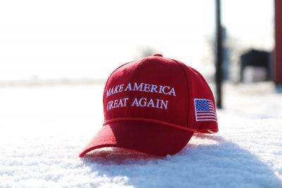 טראמפ, כובע, MAGA
