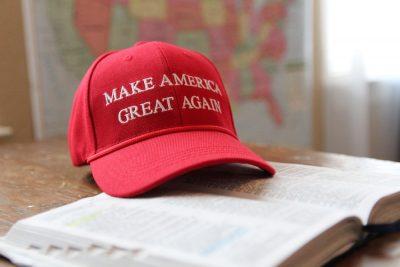 MAGA, כובע, טראמפ