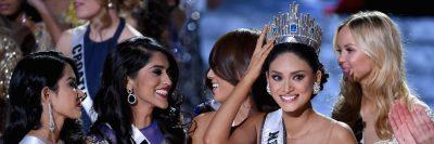 מיס יוניברס, מלכת יופי, תחרות, סגניות