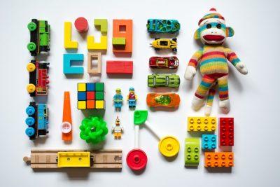 צעצועים, סדר, גן ילדים