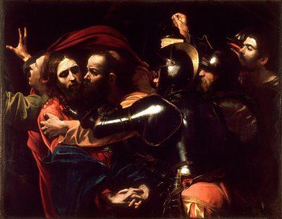 מערצו של ישו, קראוואג'ו