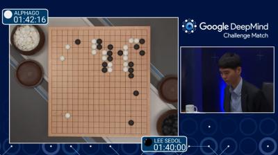 גו, לי סדול, אלפאגו, AlphaGo