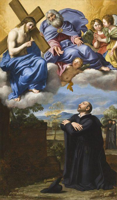 איגנטיוס הקדוש מלויולה, דומניקינו