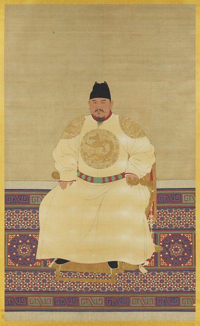 טייזו, שושלת מינג, סין
