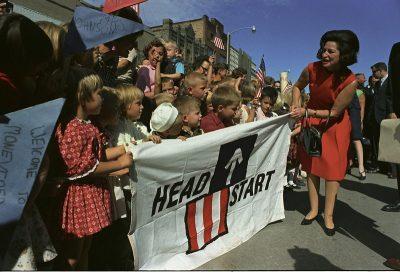 ליידי בירד ג'ונסון, אשת הנשיא