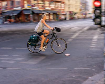 אופניים, רכיבה, אישה רוכבת