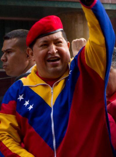 הוגו צ'אווס, ונצואלה