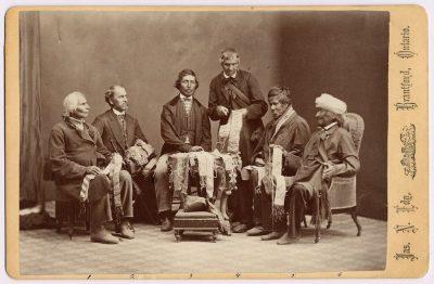 Iroquois, קנדה, אירוקואה, אירוקי