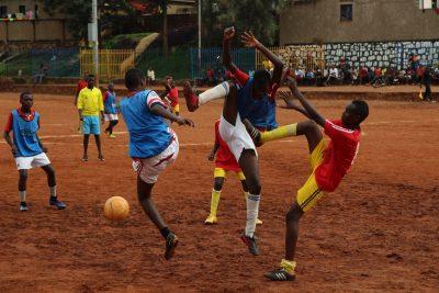 קבוצה, כדורגל, רואנדה