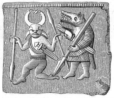 איש זאב, סקנדינביה, ויקינגים