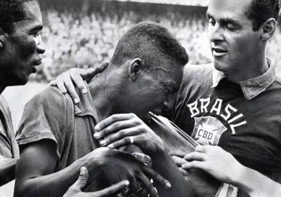 פלה, בכי, דמעות, 1958, גביע עולמי