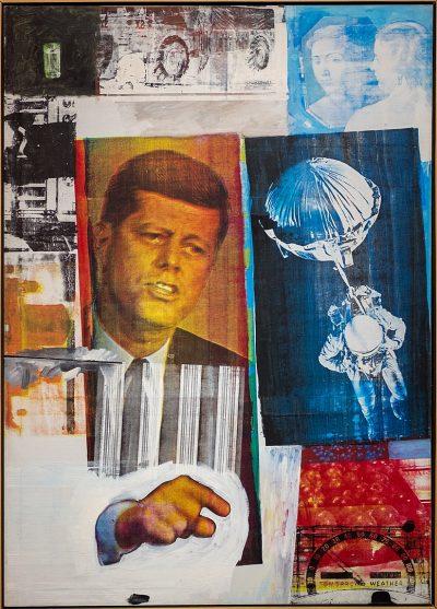 רוברט ראושנברג, 1963