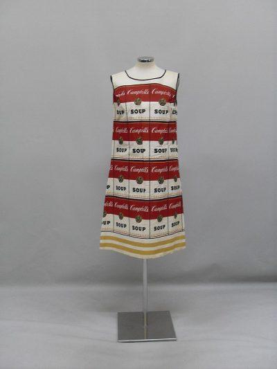 אנדי וורהול, מרק עגבניות, שמלה