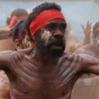 אבוריג׳יני, אוסטרליה, ריקוד, רקדן