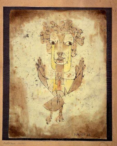 פול קליי, Angelus Novus