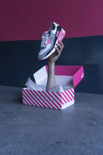 נעל התעמלות, ריצה