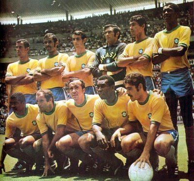 ברזיל, כדורגל, 1970, נבחרת, גביע עולמי, פלה