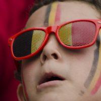 אוהד, כדורגל, בלגיה, ילד