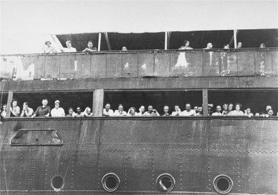 פליטים יהודים, סנט לואיס, אונייה, 1939, קובה