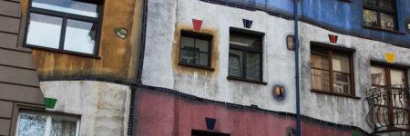 בית הונדרטווסר, ווינה
