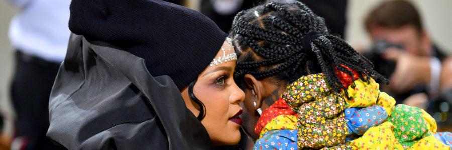 ריהאנה, A$AP, גאלה, מטרופוליטן
